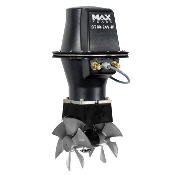 Max Power Thruster CT60-Ip Ignition Protected Electric Tunnel 12v