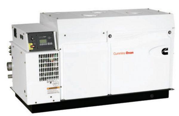 29.0MDKDS Cummins Onan QD 60Hz 29.0KW Marine Diesel Generator
