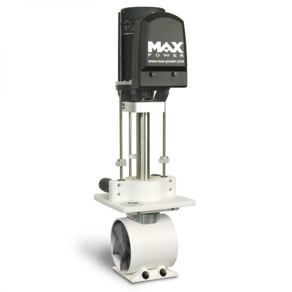 Maxpower Alu Mounting Base For Compact Retract
