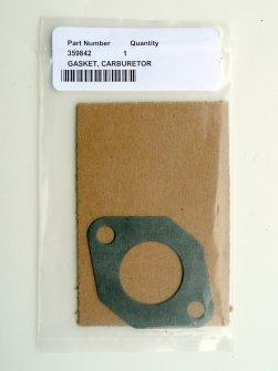 Kohler Replacement Part Carburetor Gasket Kohler Genset Spare part for models 4EF, 5E, 6EF and 7E. Part number 359842