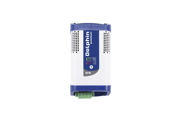 Dolphin Battery Chargers 12V 10A Dolphin Premium 110vac 3 out