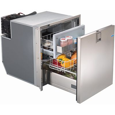 Drawer 85 Refrigerator / Freezer Stainless Steel – 3.0 Cu. Ft.