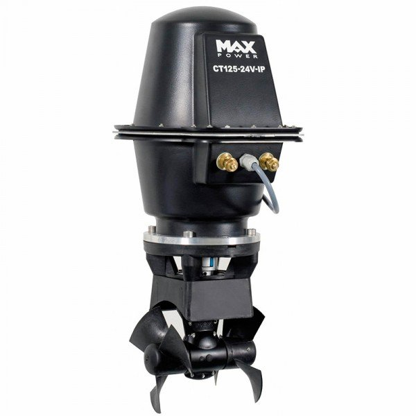 Max Power Thruster CT125-Ip Ignition Protected 24v
