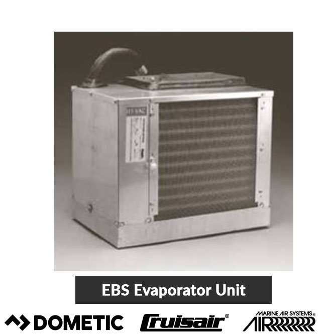 Marine Air Evaporator EBS Series Cruisair Dometic on