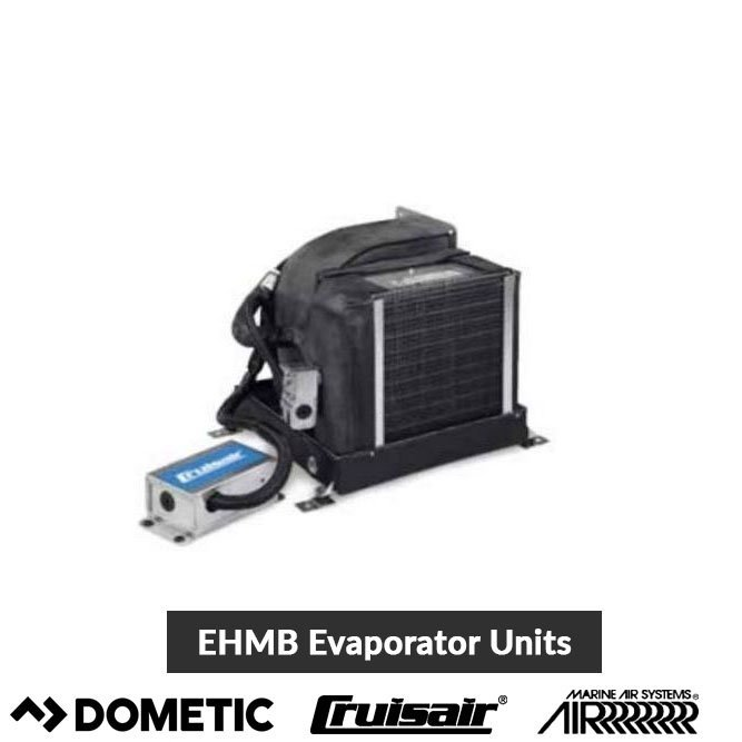 Marine Air Modulating Evaporator Unit EHMB Cruisair Dometic on