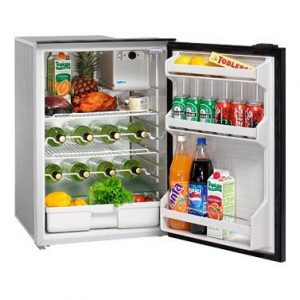 cruise 130 refrigerator