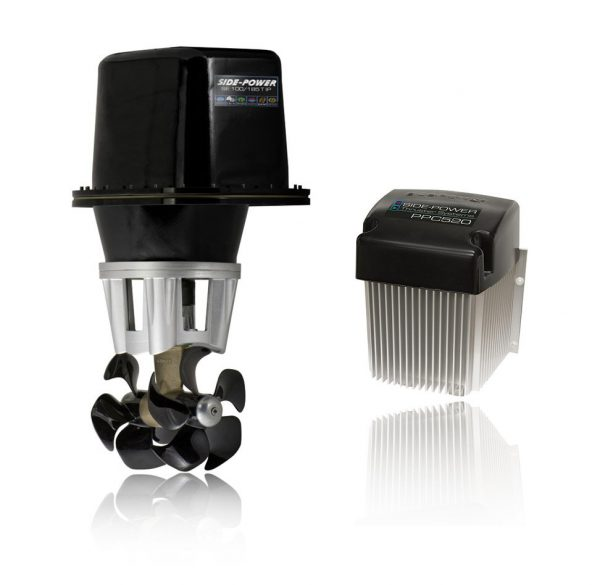 Marine Thruster 8 HP Side Power Speed Control SEP100/185T-24V