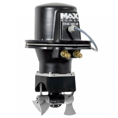 Max Power Thruster CT45-Ip Ignition Protected Electric Tunnel 12v