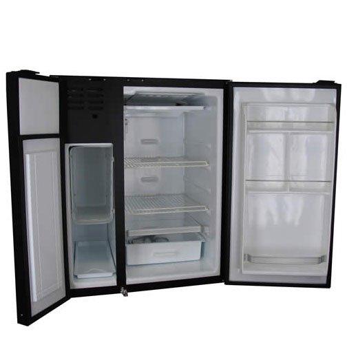 Nova Kool RFS7501 212L Refrigerator Freezer AC/DC or DC only.