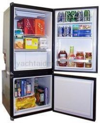 Nova Kool RFU6800 193L Refrigerator with convenient Freezer on the bottom AC/DC or DC Only