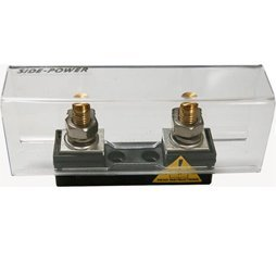 Side Power ANL Fuseholder with Clear Cover