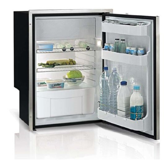 C85IXD4-F Vitrifrigo C85iX/C85iAX Stainless Steel Marine Refrigerator