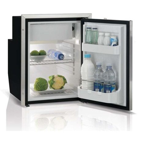 C51IXD4-F Vitrifrigo C51iX Refrigerator with Built-in Cooling Unit Stainless Steel