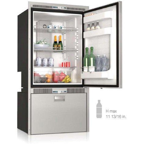 DW250IXN4 Marine Drawer Refrigerator/Freezer VITRIFRIGO DW250