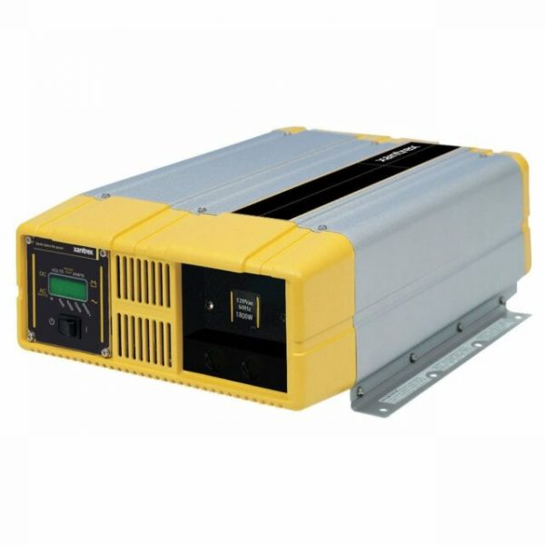 XANTREX STATPOWER PROSINE 1800 Power Inverter 12V HARDWIRE TRANSFER