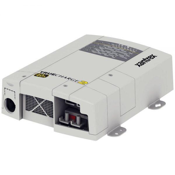 Xantrex Truecharge 2 40Amp Battery Charger 12v 3 Bank