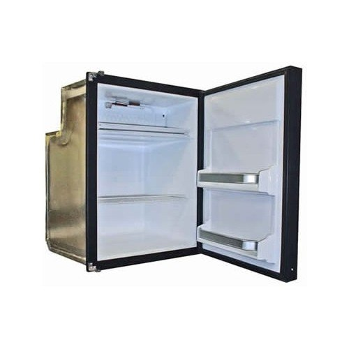 Nova Kool R3000 2.5 CU FT Single Door Refrigerator with Freezer Compartment AC/DC or DC only.
