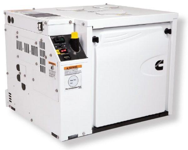 7.5MDKBJ Cummins Onan QD 60 Hz 7.5KW Marine Diesel Generator