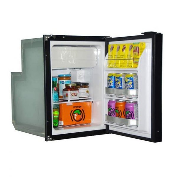 Nova Kool R1900 or R1902 1.9 CU FT Single Door Refrigerator with Freezer Compartment AC/DC or DC only.