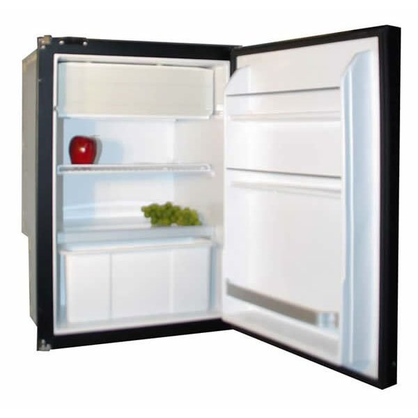 Nova Kool R3800 3.5 CU FT Single Door Refrigerator with Freezer Compartment AC/DC or DC Only.