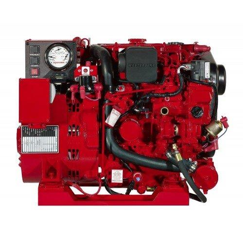Marine Diesel Generator 5,500 Watt Westerbeke 5.5 EGCD