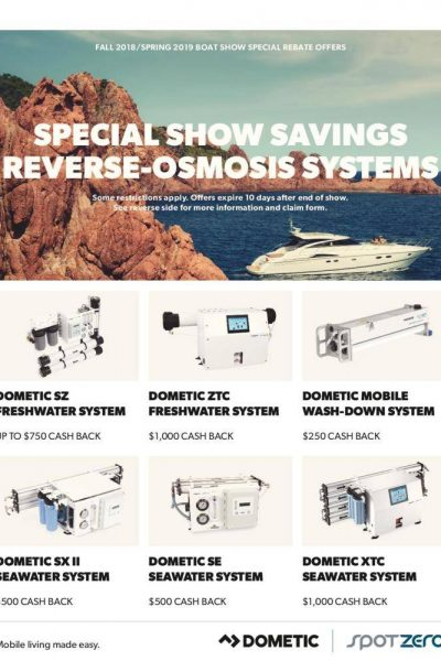 Boat Show Rebates Yachtaid Marine Air Conditioning
