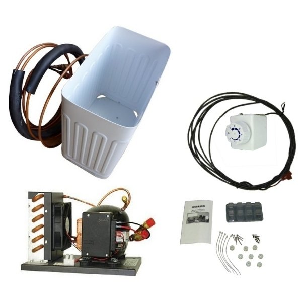 Marine Nova Kool LT201 RT4 Freezer Box Conversion Kit