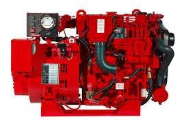 29.0 EGED Marine Diesel Generator