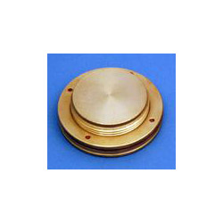 Brass Fitting with Cap,