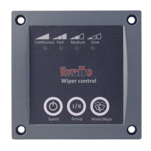 Electronic Wiper Control Panel
