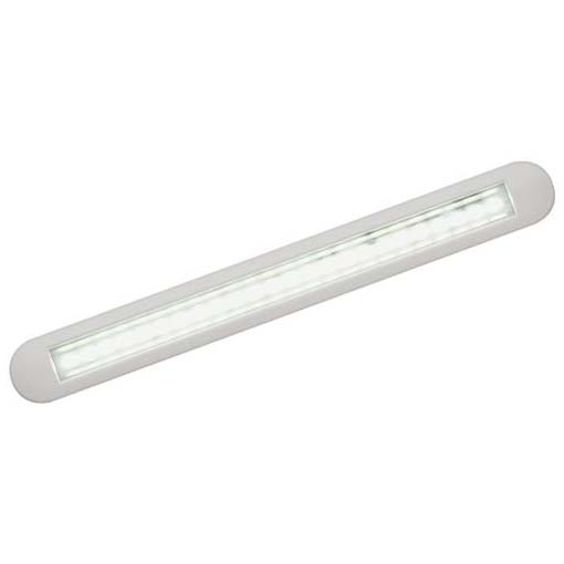 F-20 Recessed Linear LED, 10-30VDC, White