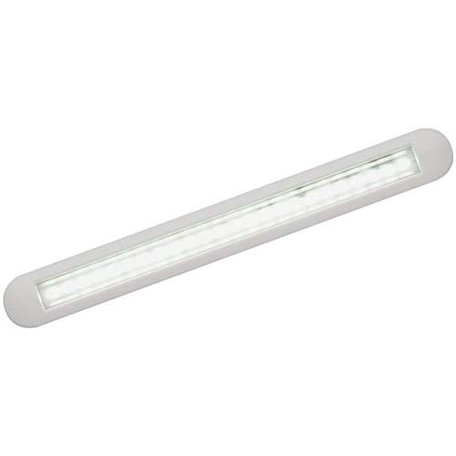 F-20 Recessed Linear TouchLED, 10-30VDC, White