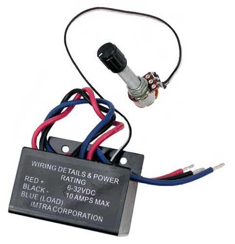 0-10 Amp Power-Saving Light Dimmer