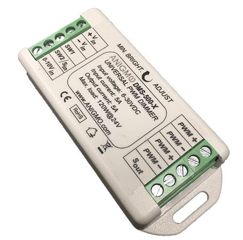 DMS-500 Universal Low Voltage LED Dimmer, 5A