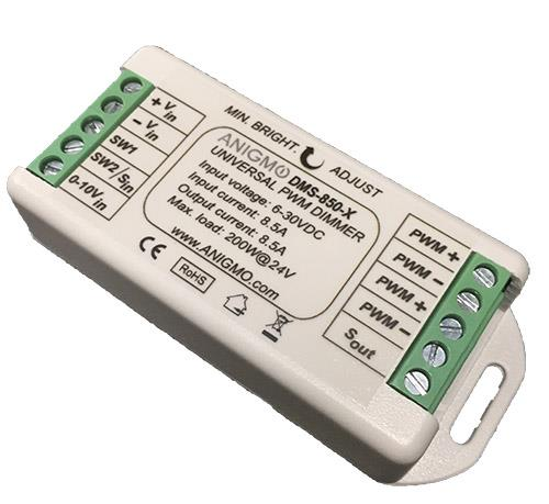 DMS-850 Universal Low Voltage LED Dimmer, 8.55A