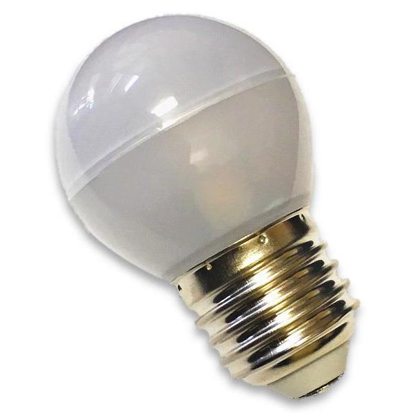 Compact Globe, E26/E27 Medium Screw-base, Warm White