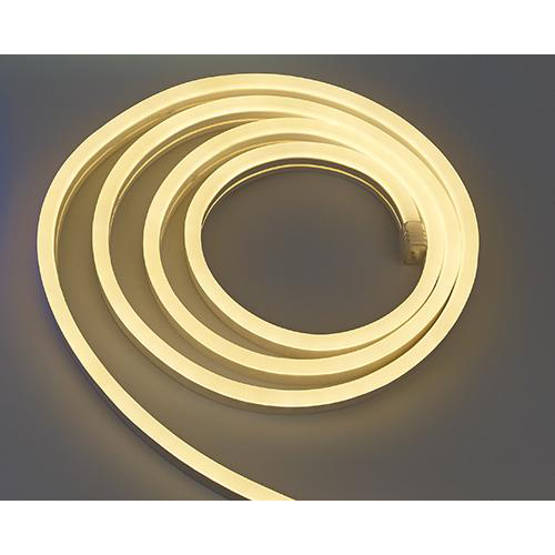Neon LED Rope Light, Top Emitting, 120VDC, Warm White