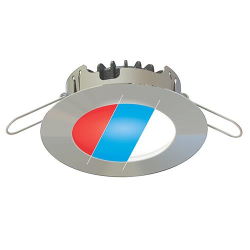 Blade PowerLED Tri-Color, 10-40VDC, Polished SS