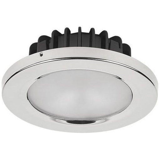 Pool PowerLED Tri-Color, 10-40VDC, Polished SS