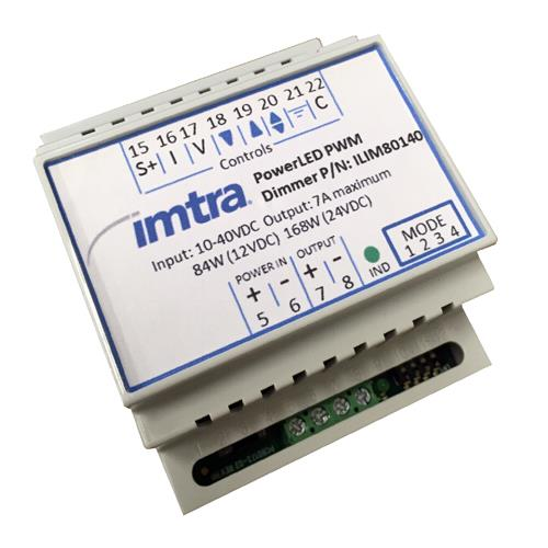PowerLED Dimming Control Module, 1-Channel