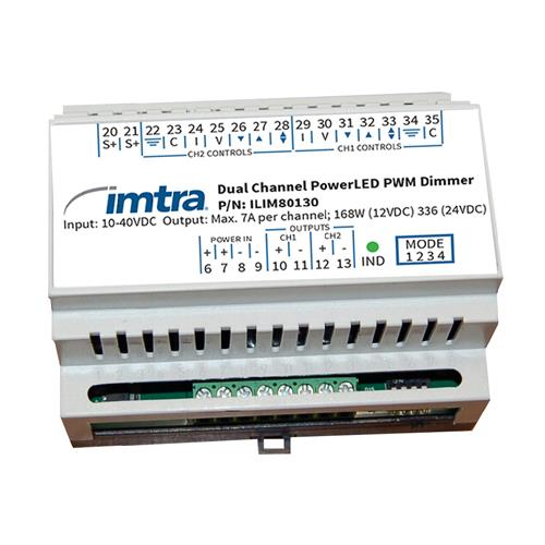 PowerLED Dimming Control Module, 2-Channel