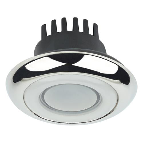 Yukon, Stainless Steel, 10-30VDC, 1 x 1W Cool White LED, IP65