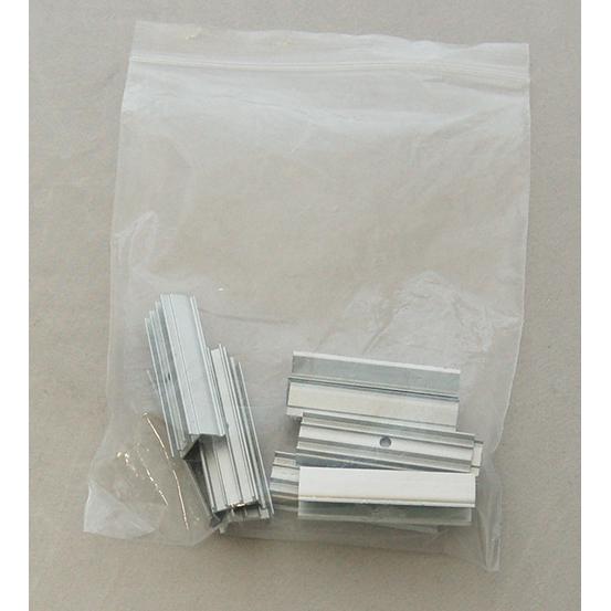 Aluminum Channel Clip for F-Series HO LED Strip Tape (bag of 10)