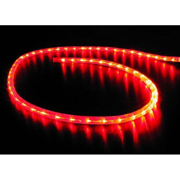 """3/8"""" LED Rope Lighting, 24V Red"""