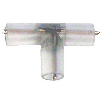 "T-Connector for 3/8"" Rope Light"
