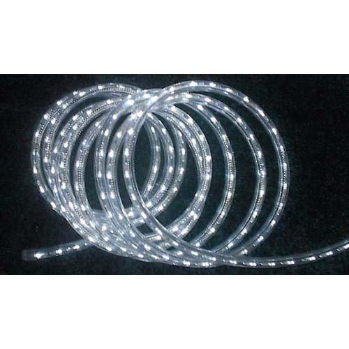 """3/8"""" LED Rope Lighting, 120V Cool White"""