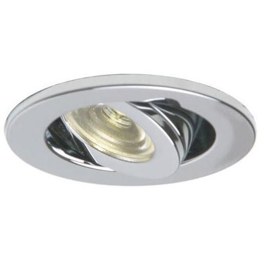 Bansin Adjustable LED Spot, Chrome, 25 Degree Narrow-Beam, 10-30VDC, Warm White