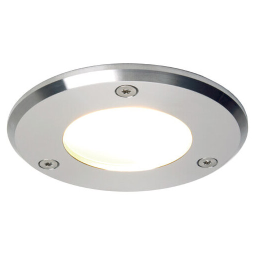 Emden Large LED, SS, Warm White, 10-30VDC Master (Dimmable), IP67