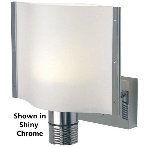 ROSTOCK LED,MATTE CHROME W/SW& DIM 10-30VDC, WARM, 3X3W, IP20