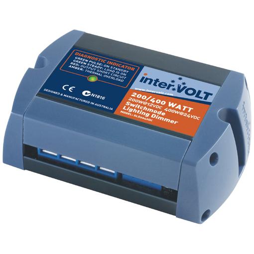 Switchmode Dimmer 12/24V-200/400W